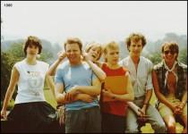 1986 – Students' Union Executive