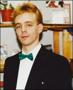 1988 - Students' Union President