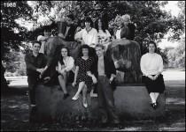 1988 – Students' Union Executive