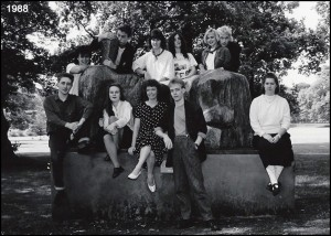 1988 – Students' Union Executive