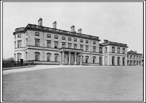 Mansion in the 1930s