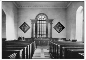 Inside the Chapel - 1920s