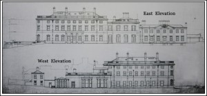 Drawings of the Mansion