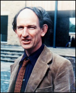 Robin Norbury – Environmental Studies Tutor c. 1974