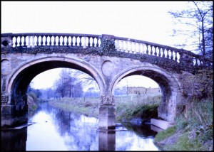 Dam Head Bridge over the River Dearne.