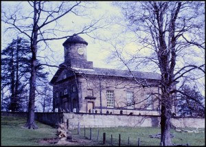 St Bartholomew's chapel at Bretton