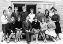 English Tutorial Group - 1962