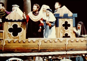 Noah's Ark - one of the available photographs of The Wakefield Mystery Plays of 1958