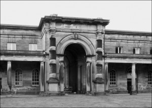 Stable Block Archway
