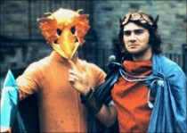 1972 - 'The Birds' - Image provided by Gordon Beastall