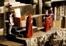 """Scene from """"Caesar Augustus"""""""