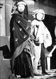 Pontius Pilate in Costume