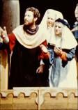 Noah & Wife in Costume