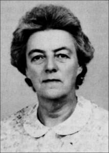 Daphne Bird - Foundation Head of Music 1949-1979