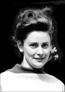 Anne Tucker (who performed the role of Susannah in 1963).