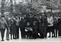 Group from the 1950s (Unknown Source)