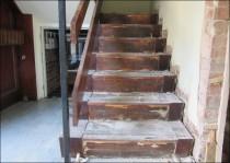 Stairway inside Swithen - 2017
