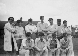 Student Cricket Team - May 1951