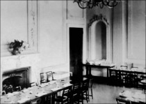 Dining Room in 1949