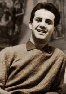 Gerry Lomas in 1958