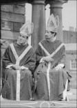 Bob Johnson (left) & John Carberry (High Priests)