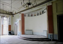 July, 2017 - During renovation of Music Room