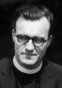 Rev. Percival Frank Atherton - c. 1963