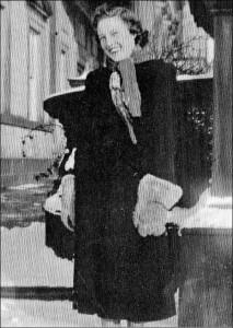 Dorothy Cropper - 1951