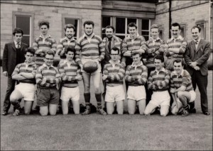 Rugby Team 1961