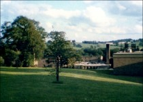 Hillside Overlooking Campus