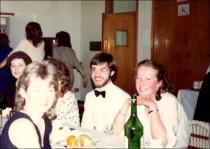 Graduation Dinner 1985