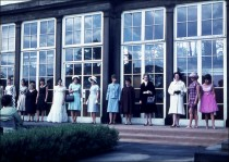 Needlework Department Fashion Show 1963