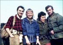 Mick Deakin - Janet Dawson - Joan Trudgett - Peter Bear (c.1963)