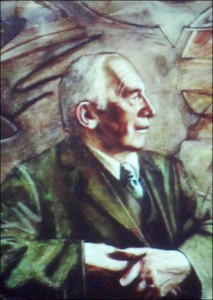 Portrait of Arthur Haig