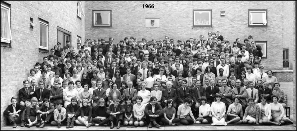 1966 Bretton Hall