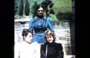 Final year (1974) production of 'Three Sisters