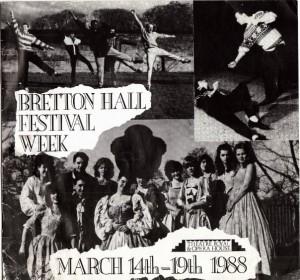 Festival Week Poster