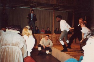 'Volpone' at the Shakespeare and His Contemporaries Festival 1989. Photo provided by Andy Talbot.