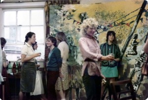 Tamsin Spain - Final Exhibition 1982