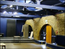 Inside Kennel Block