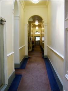 Passageway on 1st floor
