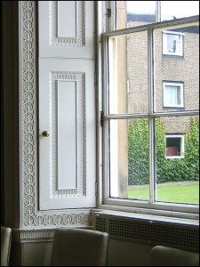 Breakfast Room Window