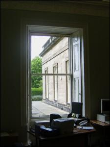 Adam Room Window
