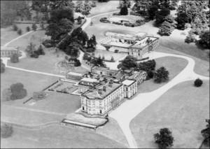 Bretton Hall in 1930