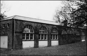 Kennel Block in 1959