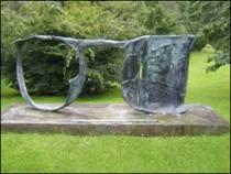 YSP Sculpture of Key
