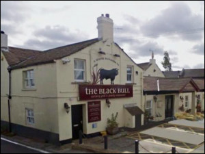 Black Bull, Midgley