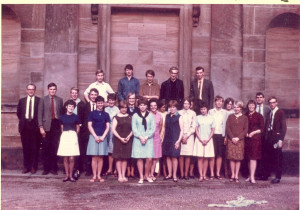 Chapel Choir - 20-1 on 30.6.67