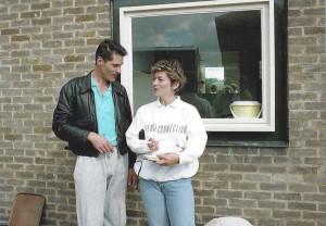 Brian Montague and Sue Boardman.